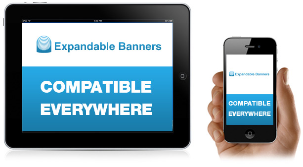 expandable banners